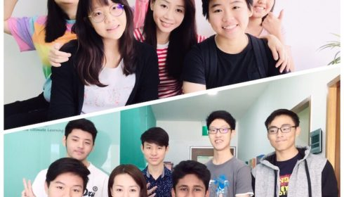 English Tuition Class 2018 G2