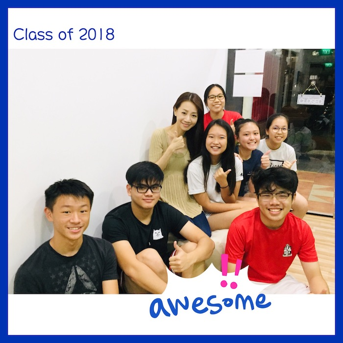 English Tuition Singapore GCE O-Level 2018 G3